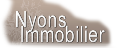 Logo Nyons immobilier